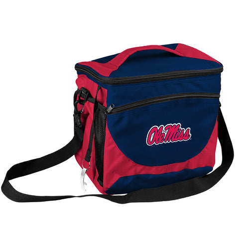 University of Mississippi 24 Can Cooler