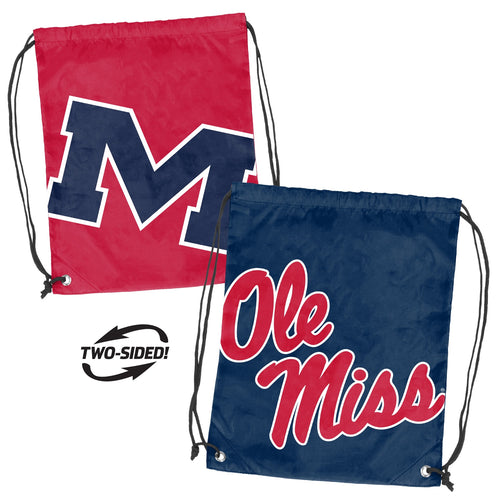University of Mississippi Doubleheader Backsack