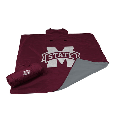 Mississippi State University All Weather Blanket