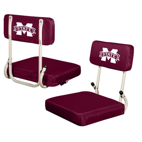 Mississippi State University Hard Back Stadium Chair