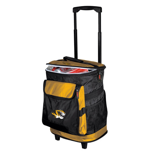 University of Missouri Tigers Rolling Cooler