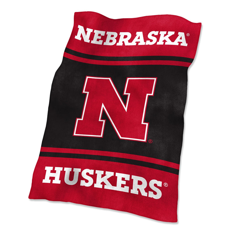 University of Nebraska Ultra Soft Blanket
