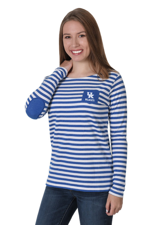 University of Kentucky Elbow Patch Fleece
