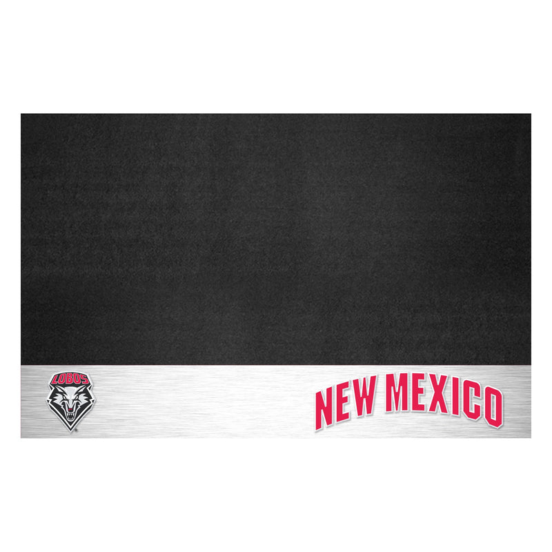 University of New Mexico Vinyl Grill Mat