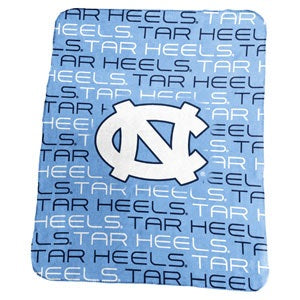 University of North Carolina Classic Fleece Lightweight Blanket