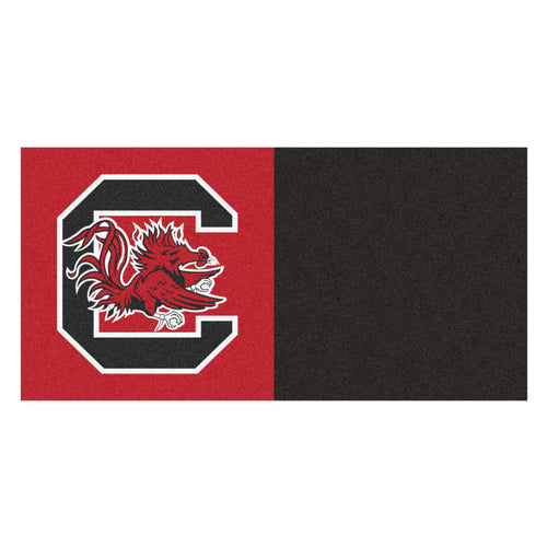 University of South Carolina Carpet Tiles