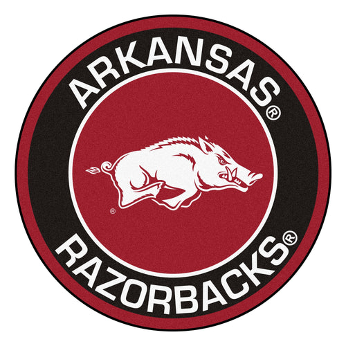 University of Arkansas Roundel Mat