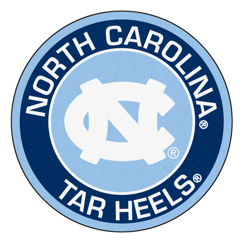 University of North Carolina Roundel Mat