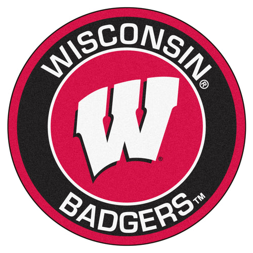 University of Wisconsin Roundel Mat