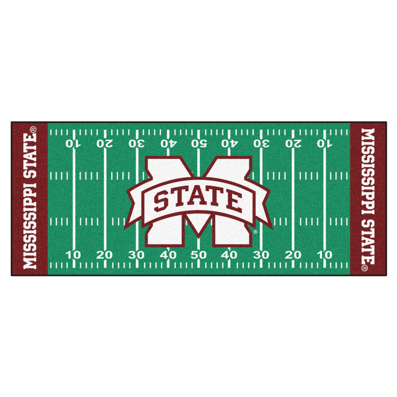 Mississippi State University Football Field Runner