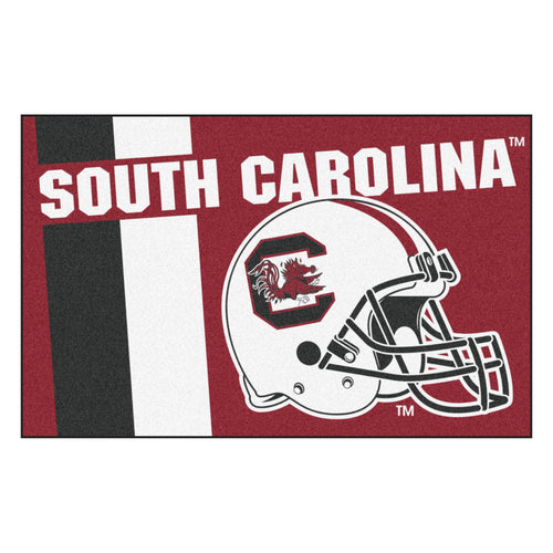 University of South Carolina Custom Logo Starter Rug