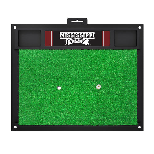 Mississippi State University Golf Hitting Mat