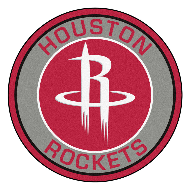 Houston Rockets Roundel Mat