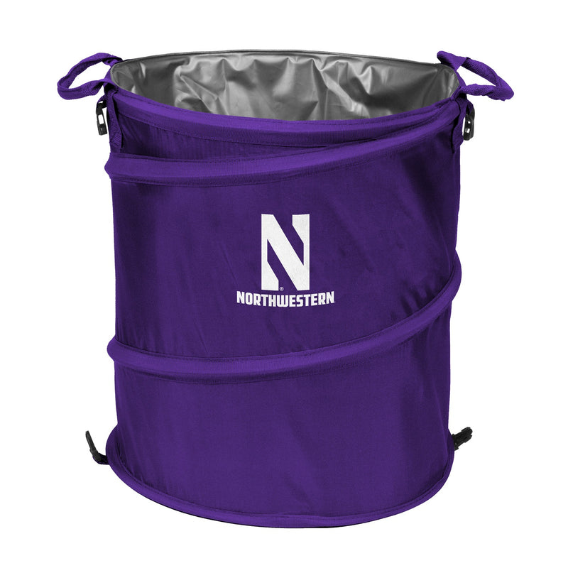 Northwestern University Collapsible 3-in-1