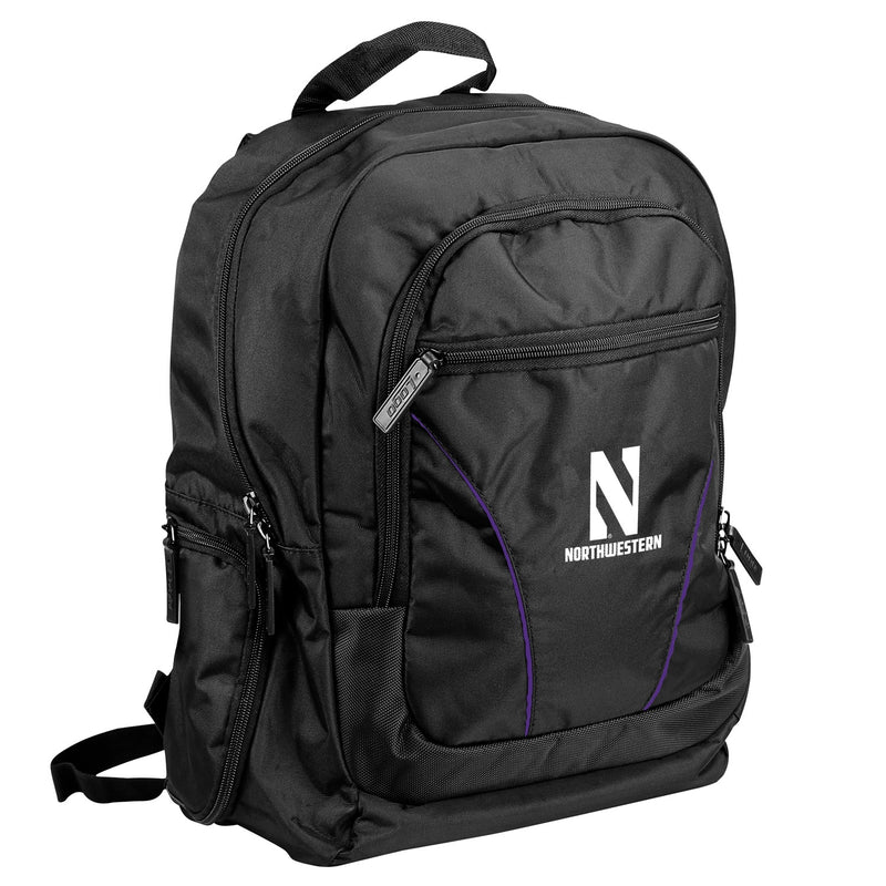 Northwestern University Wildcats Stealth Backpack