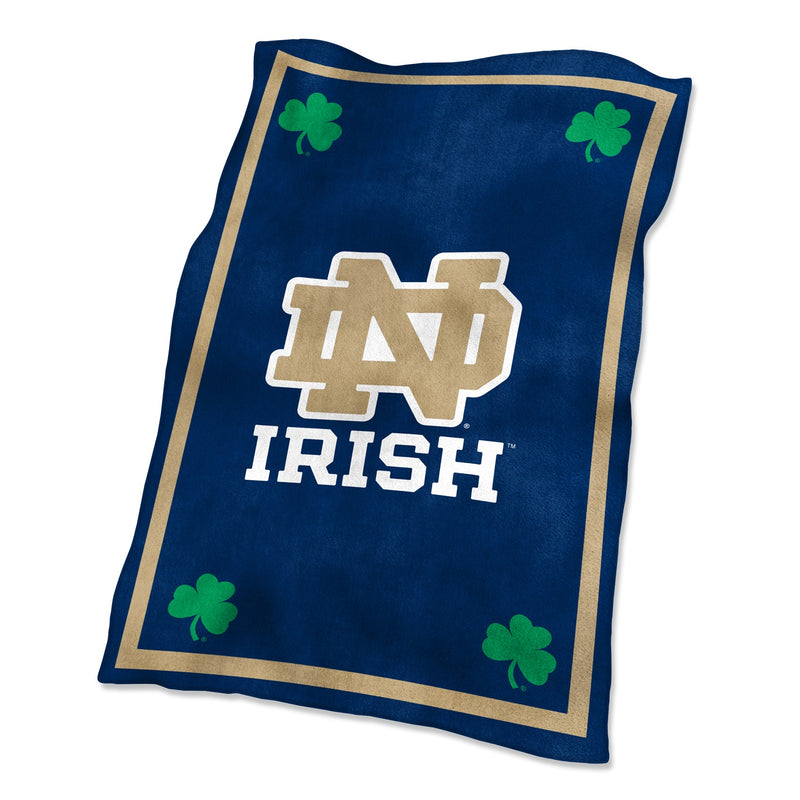 University of Notre Dame Ultra Soft Blanket