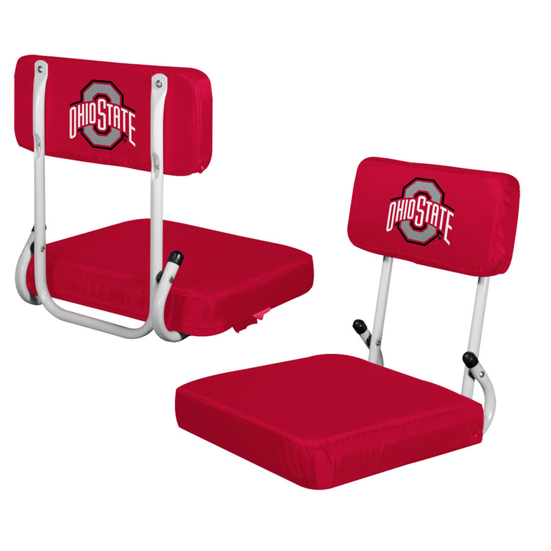 Ohio State University Hard Back Stadium Chair