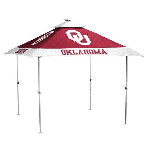 University of Oklahoma Pagoda Tent