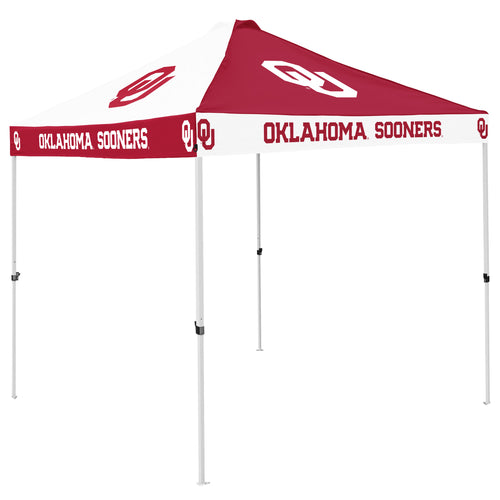 University of Oklahoma 9' x 9' Tent