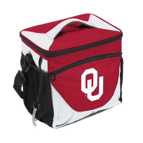 University of Oklahoma 24 Can Cooler
