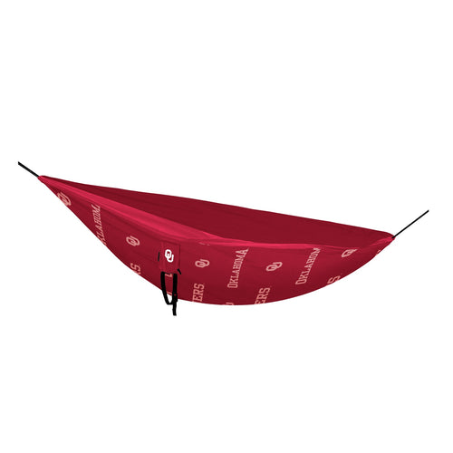 University of Oklahoma Bag Hammock