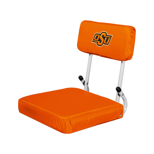 Oklahoma State University Hard Back Stadium Chair