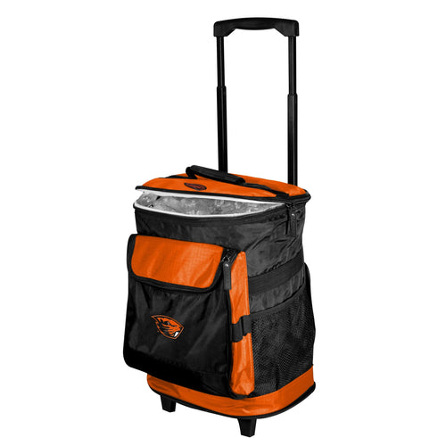 Oregon State University Beavers Rolling Cooler
