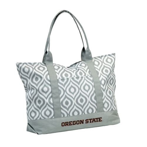 Oregon State University Ikat Tote