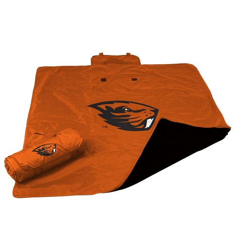 Oregon State University All Weather Blanket