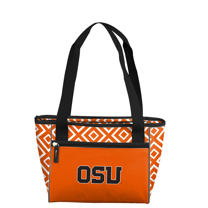 Oregon State University Double Diamond 16 Can Cooler Tote