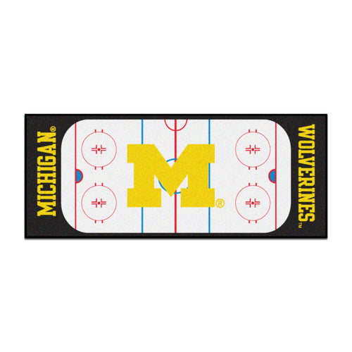 University of Michigan Hockey Rink Runner