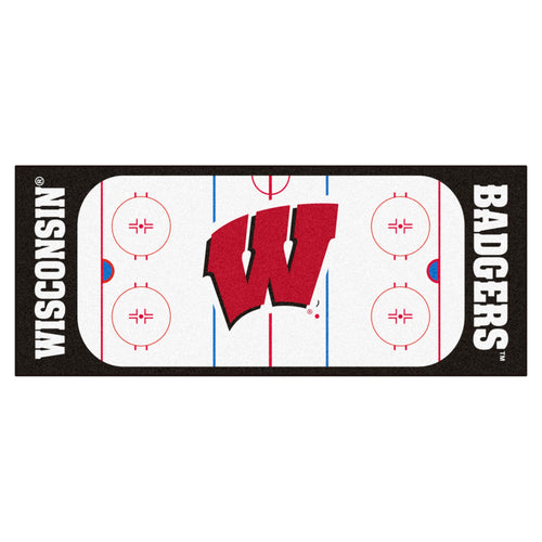 University of Wisconsin Hockey Rink Runner