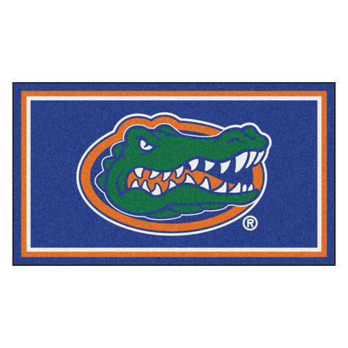 University of Florida 3' x 5' Ultra Plush Area Rug