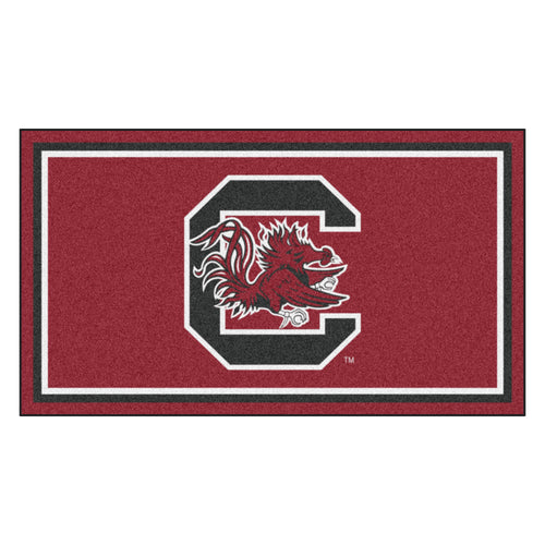 University of South Carolina 3' x 5' Ultra Plush Area Rug