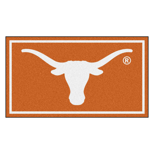 University of Texas 3' x 5' Ultra Plush Area Rug
