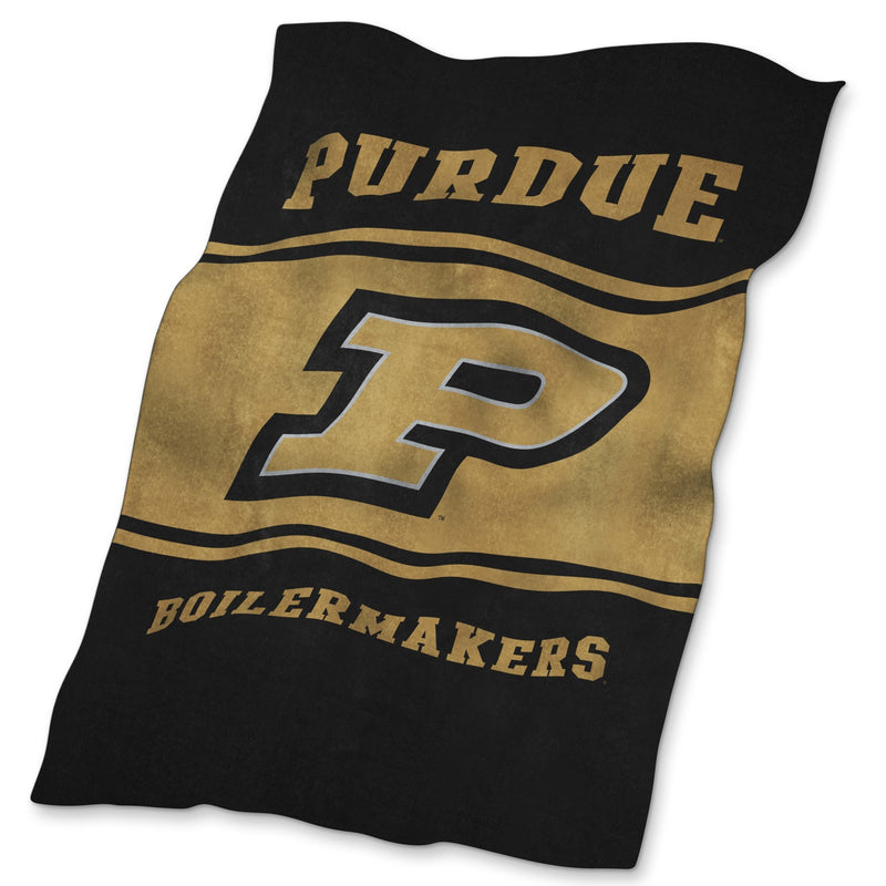 Purdue University Ultra Soft Blanket