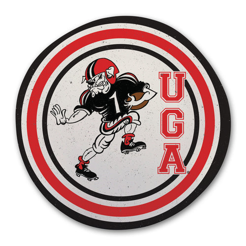 University of Georgia Heavy Weight Melamine Plate