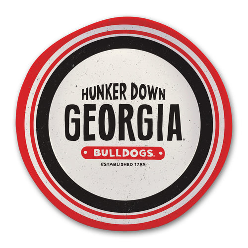 University of Georgia Heavy Weight Melamine Bowl