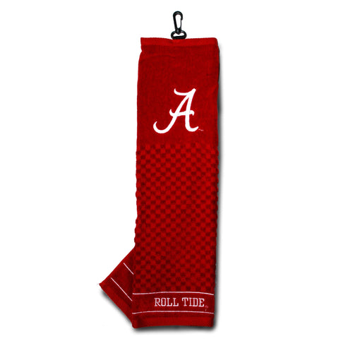 University of Alabama Embroidered Golf Towel