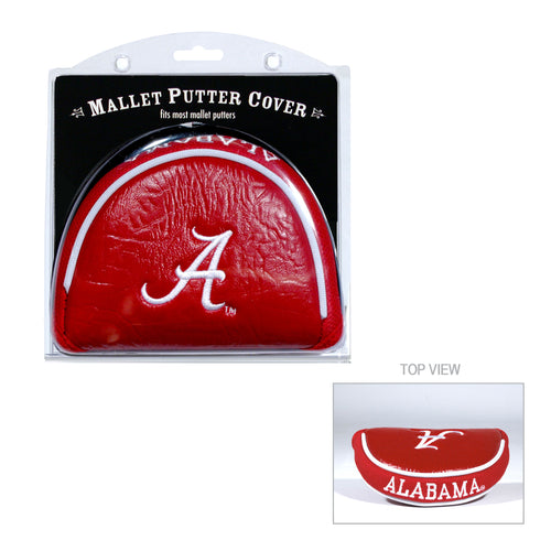 University of Alabama Mallet Putter Cover