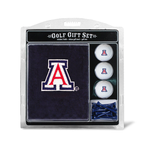 University of Arizona Embroidered Towel Gift Set