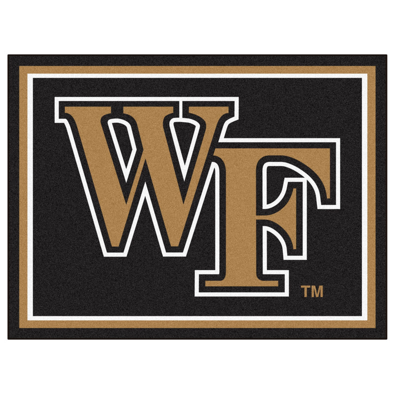 Wake Forest University Mascot Area Rug