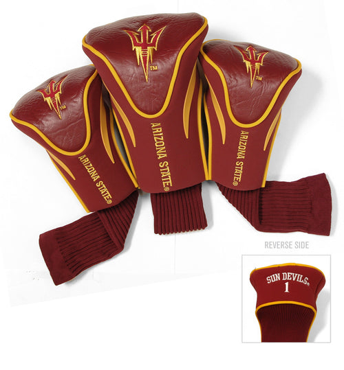 Arizona State University Contour Sock Headcovers (3 pack)