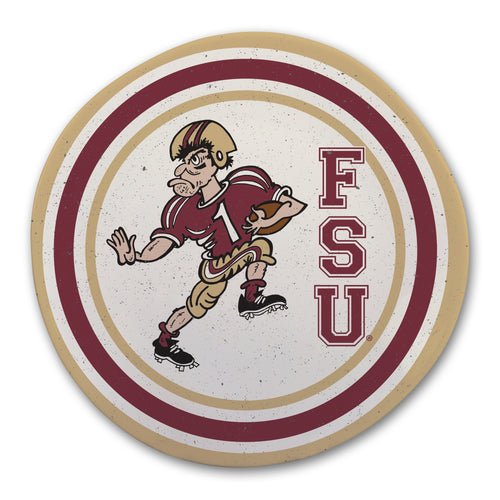 Florida State University Heavy Weight Melamine Plate