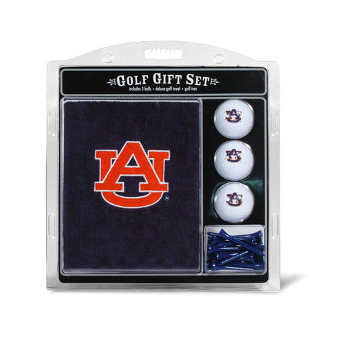 Auburn University Embroidered Towel Gift Set