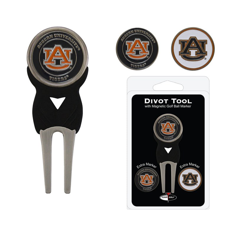 Auburn University Divot Tool Pack