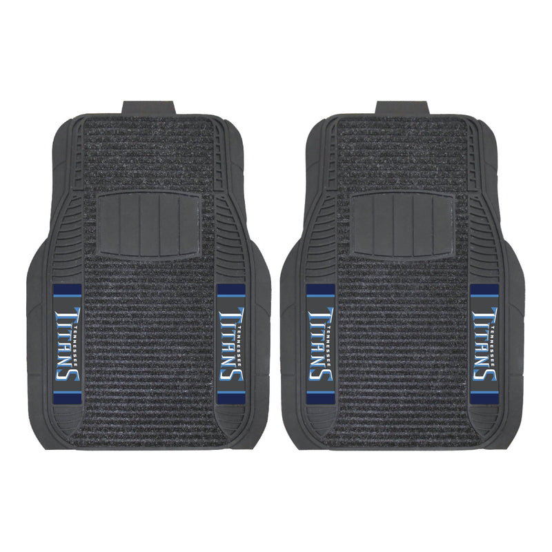 Tennessee Titans Deluxe Car Floor Mats (Set of 2)