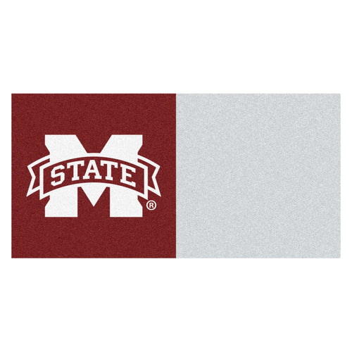 Mississippi State University Carpet Tiles