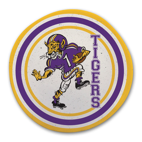 Louisiana State University Heavy Weight Melamine Plate