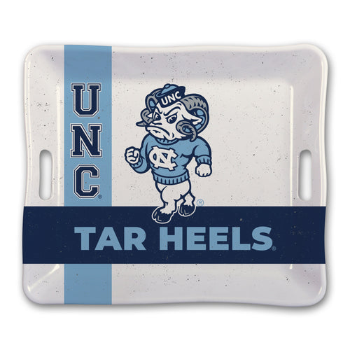 University of North Carolina Heavy Weight Melamine Tray